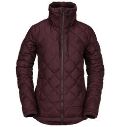 Volcom Women's Skies Down Puff Jacket