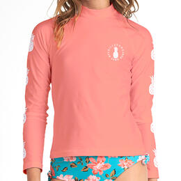 Billabong Girl's Surf Days Long Sleeve Rashguard