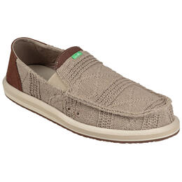 Sanuk Men's Pick Pocket Knit Shoes