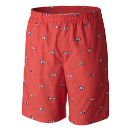 Columbia Men's PFG Backcast II Printed Shorts