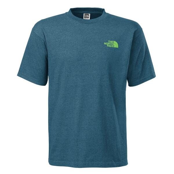 The North Face Men's Short Sleeve Red Box T