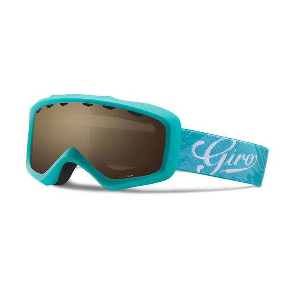 Giro Women's Charm Snow Goggles With Amber