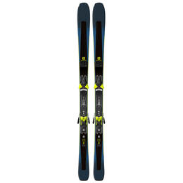 Salomon Men's XDR 80 Ti All Mountain Skis with Z12 Walk F80 Bindings '19