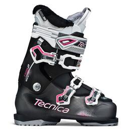 Tecnica Women's Ten 2 85 W C.A. All Mountain Ski Boots '15