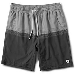 Vuori Men's Kore Charcoal Fade Shorts