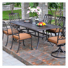 Hanamint Mayfair 9-Piece Dining Set