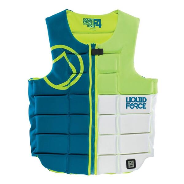 Liquid Force Men's Flex Comp Wakeboard Vest