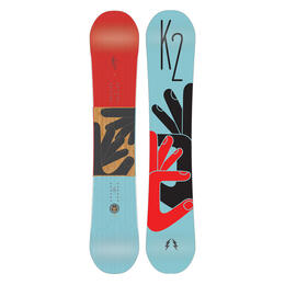 K2 Men's Fastplant Freestyle Snowboard '17