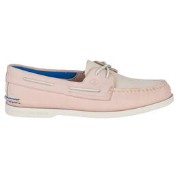 Sperry Women's Authentic Original Plush Boat Casual Shoes Pink