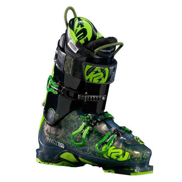 K2 Men's Pinnacle 110 Freeride Ski Boots '14