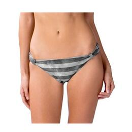 Oakley Women's Sup Hipster Bikini Bottom With Shirred Sides