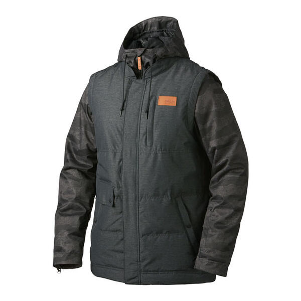 Oakley Men's Lowball Biozone Snow Jacket