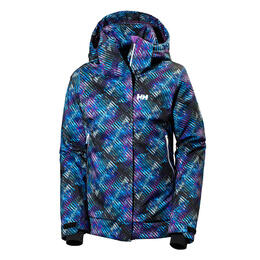 Helly Hansen Women's Sprint Printed Insulated Ski Jacket