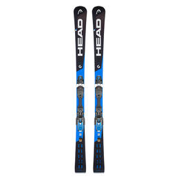 Head Men's Supershape I Titan All Mountain Skis with PRD 12 Bindings '19
