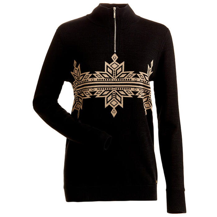 Nils Women's Snowflake Sweater