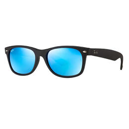 Ray-Ban New Wayfarer Sunglasses With Blue Flash Lenses