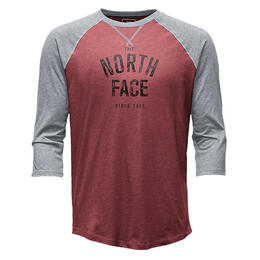The North Face Men's Varsity Club 3/4 Tee S