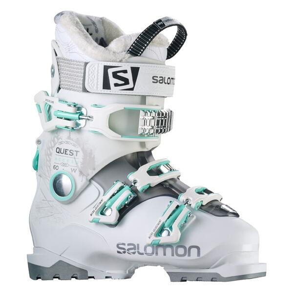 Salomon Women's Quest Access 60 W All Mountain Backside Ski Boots '16