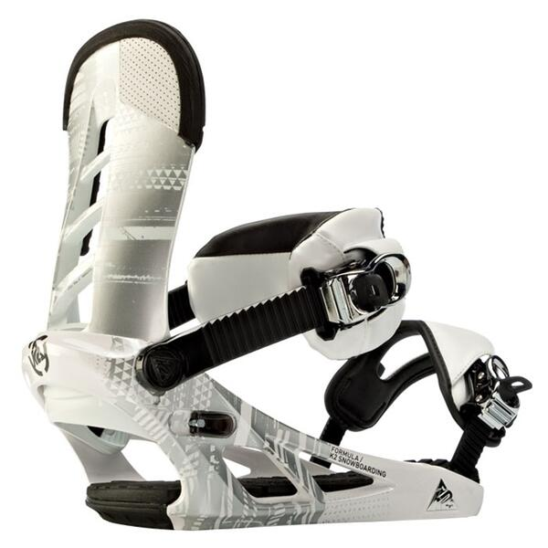 K2 Men's Formula Snowboard Bindings '12