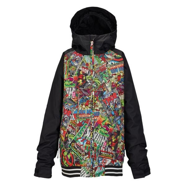 Burton Boy's Marvel Game Day Jacket