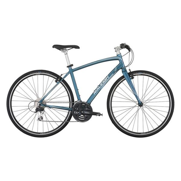 Raleigh Women's Alysa 2 Flat Bar Fitness Bike '14