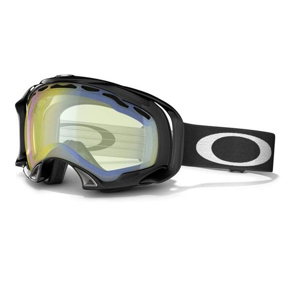 Oakley Splice Goggles With Hi Yellow Lens