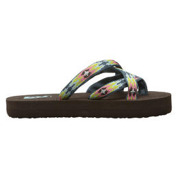 Teva Girl's Olowahu Casual Sandals