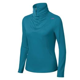 Asics Women's Thermopolis LT 1/2 Zip Running Top