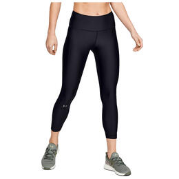 Under Armour Women's HeatGear High Rise Ankle Crop Leggings