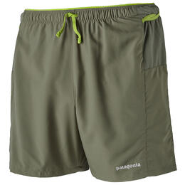 "Patagonia Men's Strider Pro 5"" Running Shorts"