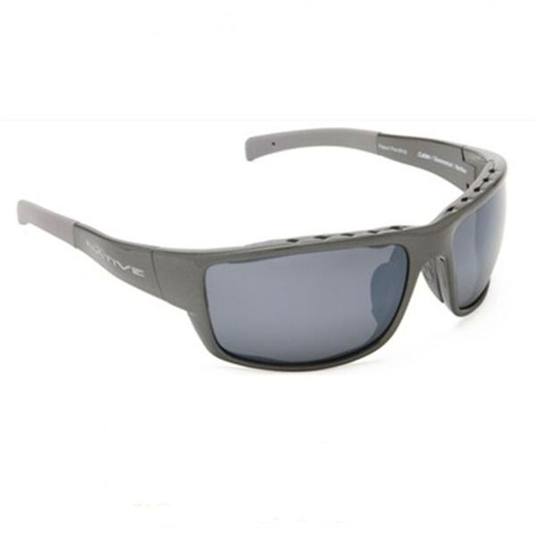 Native Eyewear Cable Sunglasses With Silver Reflex Lenses