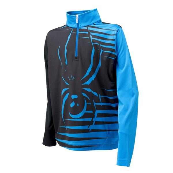 Spyder Boy's Powergrade Dry Web T-neck