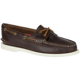 Sperry Women's A/o 2-eye Leather Casual Sho