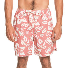 "Quiksilver Men's Waterman Highlighter Hawaii 18"" Boardshorts"