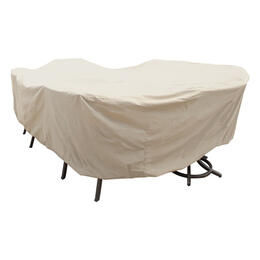Treasure Garden X-Large Oval/rectangle Table And Chairs Cover