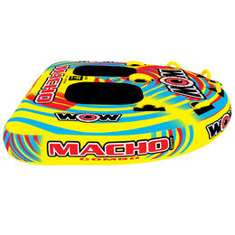 Wow Sports Macho Two Person Towable Tube '20