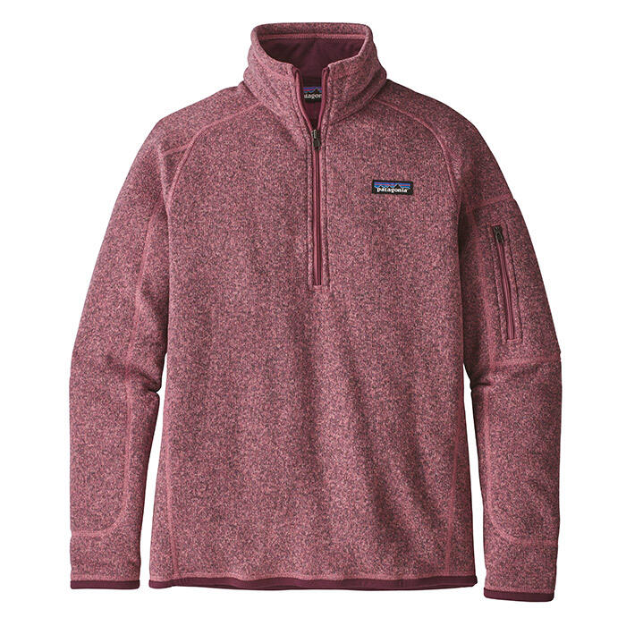 Patagonia Women's Better Sweater Quarter Zi