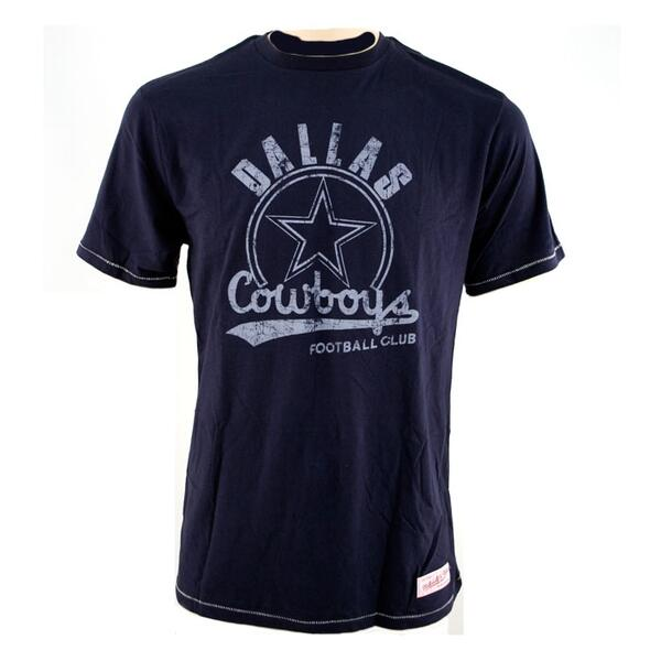 Mitchell And Ness Cowboys Star Tee Shirt