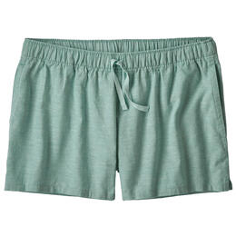 Patagonia Women's Island Hemp Baggies Shorts 3