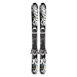K2 Skis Children's Indy Skis With Fastrak2 4.5 Bindings '16