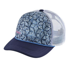 Patagonia Girl's Batik Hex Interstate Trucker Hat