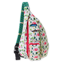 Kavu Rope Bag Backpack Campsite