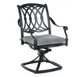Alfresco Home Lisbon Dining Swivel Rocker