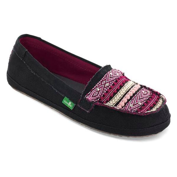 Sanuk Women's Zumara Casual Slip-on Shoes