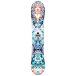 Never Summer Women's Infinity All Mountain Snowboard '19