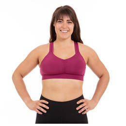 Handful Women's Y Back Sports Bra