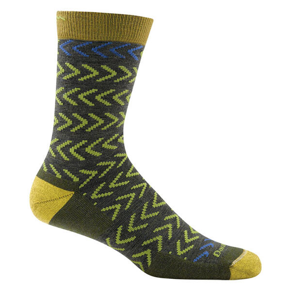 Darn Tough Vermont Men's Chevrons Crew Socks