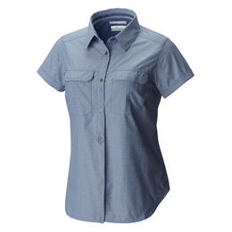 Columbia Women's Pilsner Peak Short Sleeve Shirt