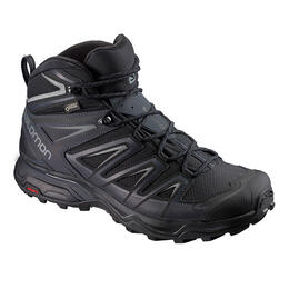 Salomon Men's X Ultra 3 Mid Gtx Wide Hiking Shoes