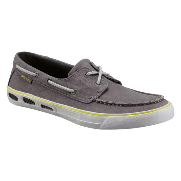 Columbia Men's Vulc N Vent Canvas Boat Shoes